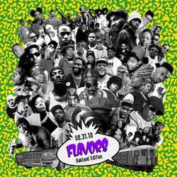 "King Most & Proof ""FLAVORS"" 2018 Mix (90's R&B, Hip-Hop, & Dancehall)"