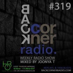 BACK CORNER RADIO: Episode #319 (April 19th 2018)