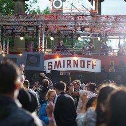 #SmirnoffHouse 2017:  Joris Voorn at Parklife