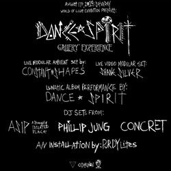 ASIP (Live DJ set) Dance Spirit Gallery Experience / World of Light