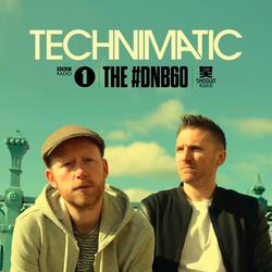 Radio 1 DNB60 with Technimatic - July 2016