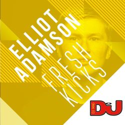 FRESH KICKS: Elliot Adamson