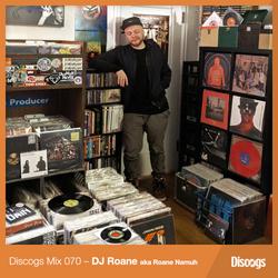 Discogs Mix 070 - DJ Roane aka Roane Namuh