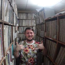 Calculon on the Friday Dub Crawl Feb 2015 KTUH Honolulu
