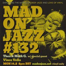 MADONJAZZ #132 w/ Vince Vella