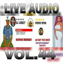 HEATWAVE WEDNESDAY ON @RTMRADIO_NET LIVE AUDIO VOL.44