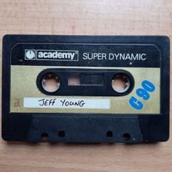 DJ Andy Smith Lockdown tape digitizing Vol 27 - Jeff Young Big Beat BBC Radio One 1988