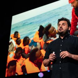 How we can bring mental health support to refugees   Essam Daod