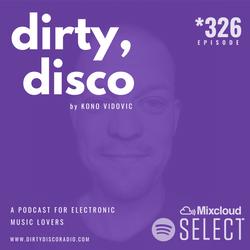 #326   LETHERETTE   CARIBOU   DMX KREW   DETROIT SWINDLE   REX THE DOG   DJ SEINFELD   JAVONNTTE