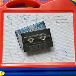 Pirate Radio w/Marley Marl & Pete Rock 105.9 WNWK April 16, 1994