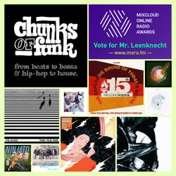 Chunks of Funk vol. 90: J. Bernardt, Flying Lotus, Ninjato, Peggy Gou, Title, Clap! Clap!, Lavan, …