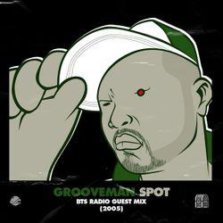 Grooveman Spot (Jazzy Sport, JPN) - Live on Andrew Meza's BTS Radio ('05)