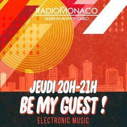 Be My Guest avec DJ Ryan  (30-04-20)