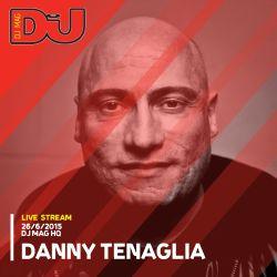 Danny Tenaglia from DJ Mag HQ 26/06/2015