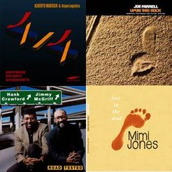 WHYR JAZZ: Gifts & Messages 3/24/2018 Show 315