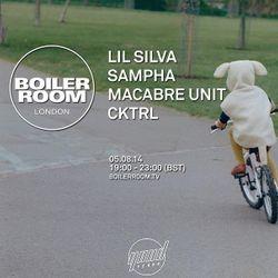 Sampha Boiler Room Set London 05/08/14