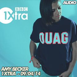 Amy Becker – BBC 1xtra Daily Dose – 09/04/2014