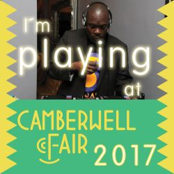 Gordon Wedderburn - Camberwell Fair 2017 Mix