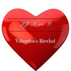 DJ N-ER-G Infinity Radio Valentine's Rewind