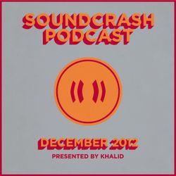 Soundcrash Podcast December 2012