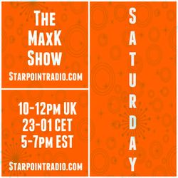MaxK on Starpoint Radio - 17th June 2017: New Soulful House Tunes