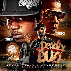 Hevehitta & DJ Unexpected - Deadly Duo | Nas & Jay-Z