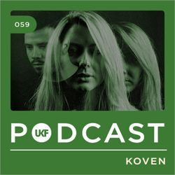 UKF Music Podcast #59 - Koven