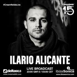 ILARIO ALICANTE @ COCOON STAGE - CREAMFIELDS BUENOS AIRES - NOV 2015