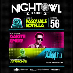 Night Owl Radio 056 ft. Gareth Emery, Astronomar and Sluggers