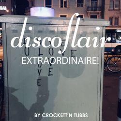 Discoflair Extraordinaire March 2019