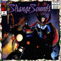 Strange Sounds #9 (Tribute to Prince)