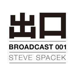BROADCAST001: STEVE SPACEK DJ SET AT DIMENSIONS FESTIVAL 2018