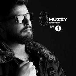 Muzzy (Liquicity Records, Monstercat) @ Metrik sits in for Friction Show, BBC Radio 1 (08.08.2017)