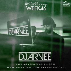 #MixMondays 17/11/14 (WEEK46) *80'S HIP HOP* @DJARVEE