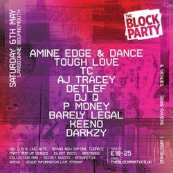 2017.05.06 - Amine Edge & DANCE @ Block Party, Bournemouth, UK