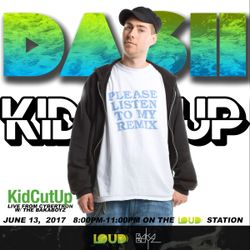 KidCutUp on @LIVEFromCybertron with the BakaBoyz.