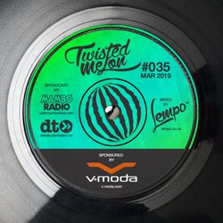 035 Twisted Melon // MAR 2019 // Cafe Mambo // Data Transmission
