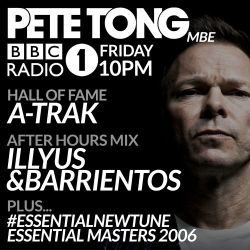 Illyus & Barrientos After hours Mix (Pete Tong, Radio 1 28/03/15)