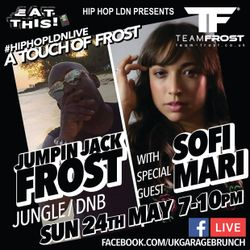 J J FROST & SOFi MARi - FROST TV THE FINAL CHAPTER -May 24th 2020