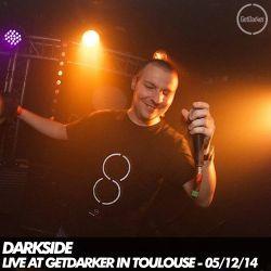 Darkside - Live at GetDarker in Toulouse, France - 05/12/14