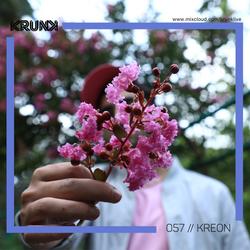KRUNK Guest Mix 057 :: Kreon