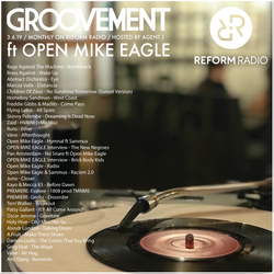 Groovement: Reform Radio #4 ft Open Mike Eagle