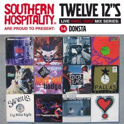 Twelve 12's Live Vinyl Mix: 14 - Donsta