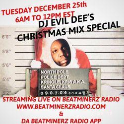 DJ EVIL DEE'S CHRISTMAS SPECIAL PT 3 (HOUSE, DISCO, POP & HOLIDAY MUSIC)