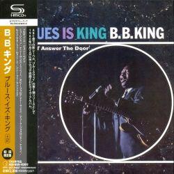 B.B. King – Blues Is King  2012  Japan (US 1967)