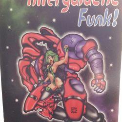 DJ Voodoo - Intergalactic Funk! (side.a) 1996