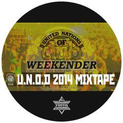 Riddim Tuffa - U.N.O.D 2014 Mix