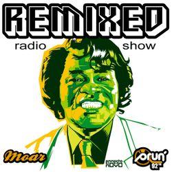Remixed Radio Show #39 • guest Kero One