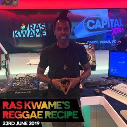 Reggae Recipe - 23/06/19 (Reggae / Dancehall / Bass / Bashment / Afrobeats)