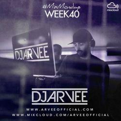 #MixMondays 6/10/14 (WEEK40) *OLD SKOOL HIP HOP* @DJARVEE